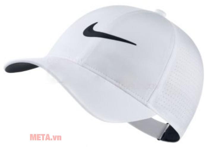 Mũ golf Nike Legacy 91 - 892721 màu trắng
