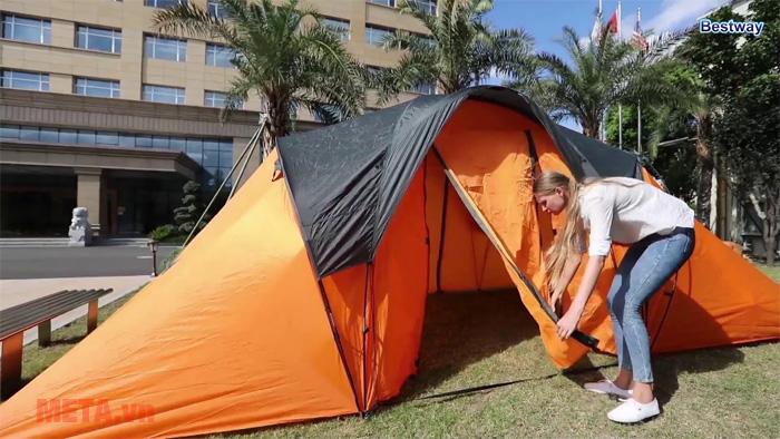 Lều cắm trại 6 người cao cấp Bestway 68016