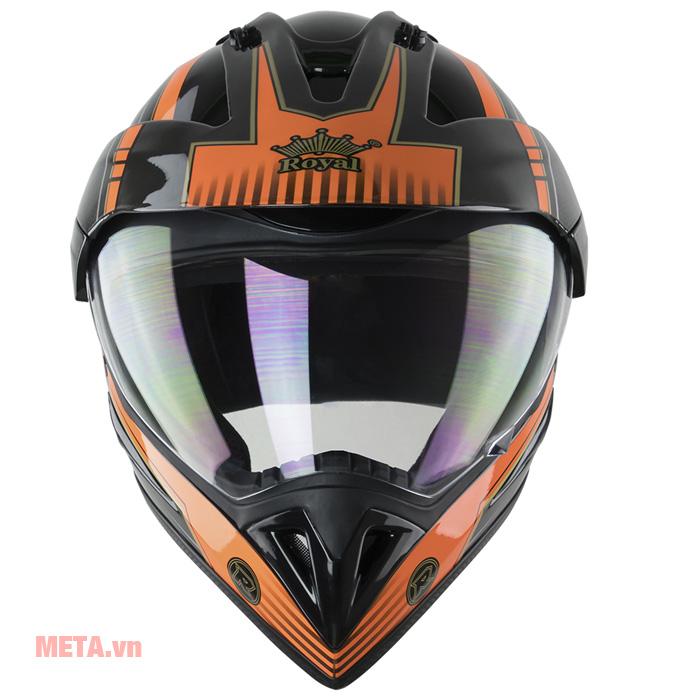 Mũ bảo hiểm Royal M05