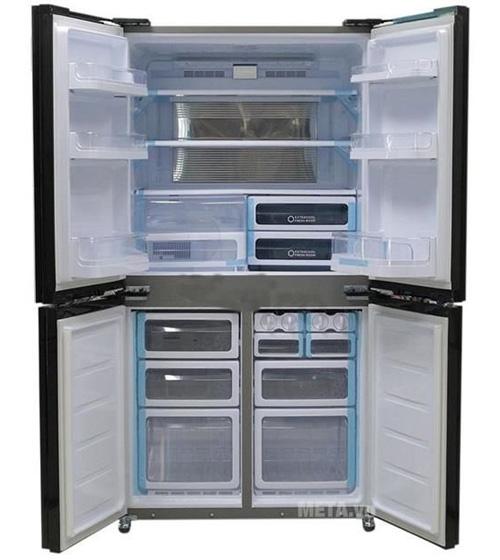 Tủ lạnh Sharp SJ-FX630V-ST