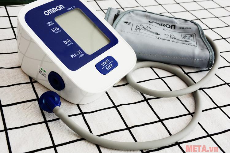 Máy đo huyết áp bắp tay HEM-8712