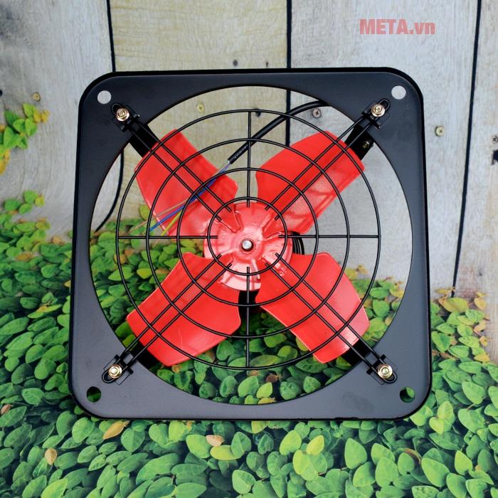 Quạt thông gió công nghiệp vuông Haiki HKV25CL