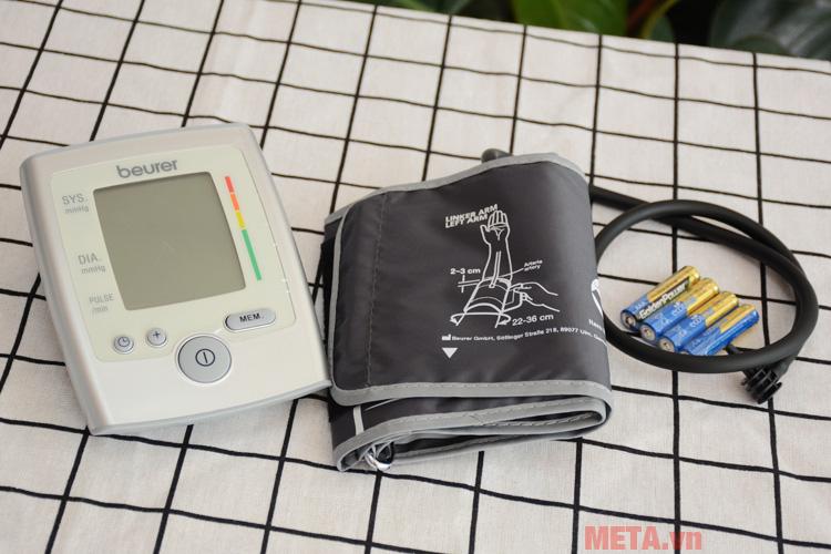 Máy đo huyết áp bắp tay Beurer BM-35