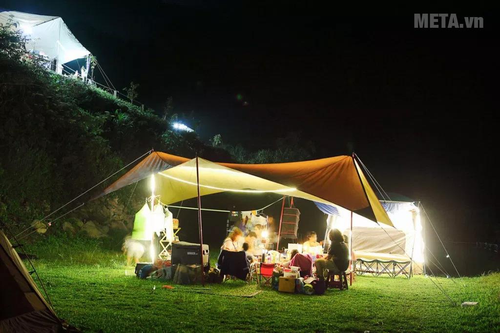 Lều cắm trại là gì