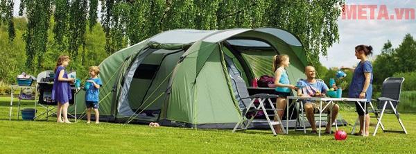 Nên chọn lều cắm trại 1 lớp hay 2 lớp?