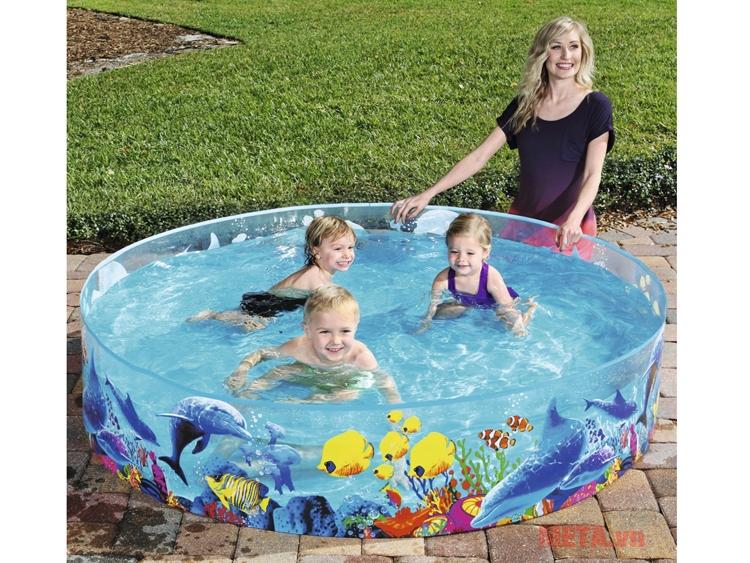 Bể bơi phao cho trẻ em