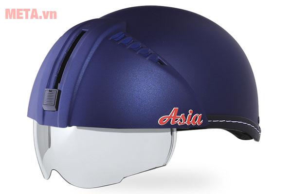 Nón bảo hiểm 1/2 đầu Asia MT-105KA