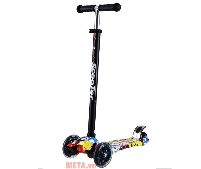 Xe scooter Hero 850