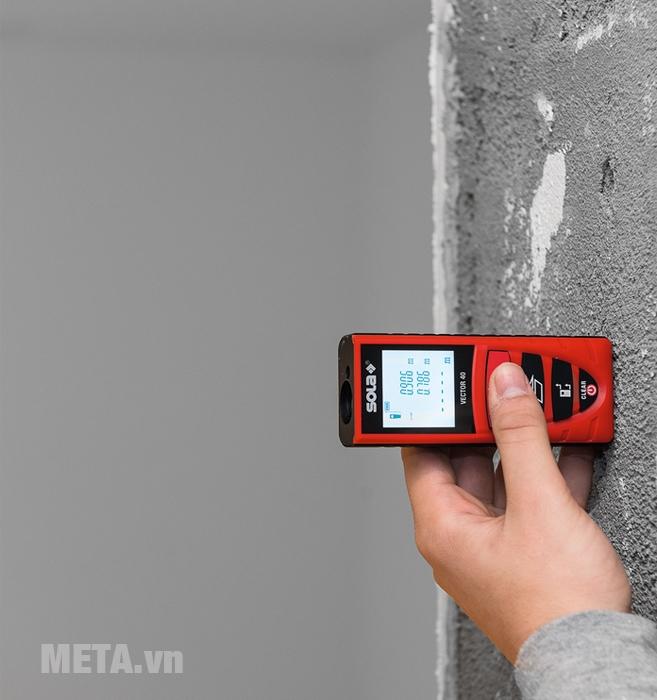 Máy đo khoảng cách dễ sử dụng