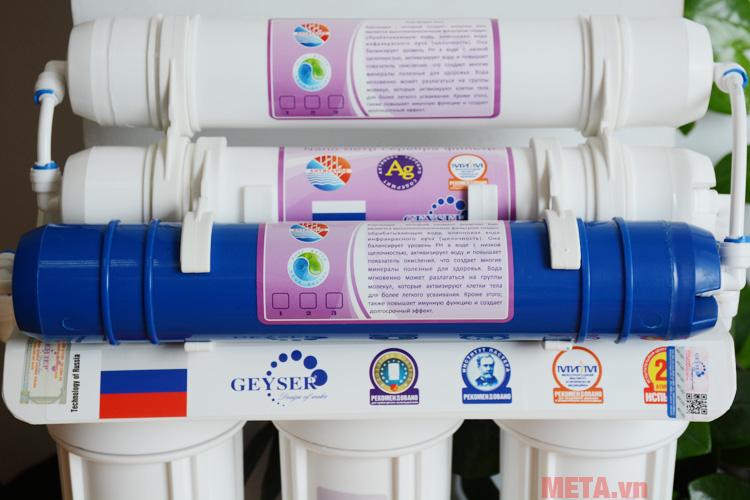 Máy phù hợp để lọc nước máy
