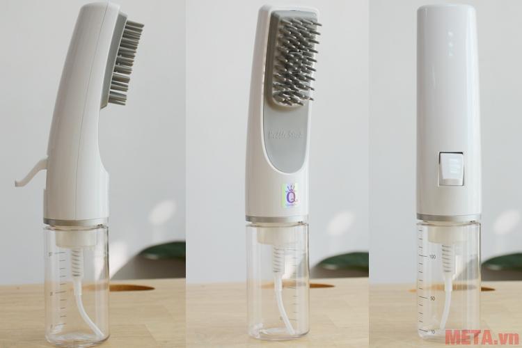 Lược nhuộm tóc thiết kế đơn giản dễ dàng sử dụng