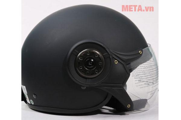 Mũ bảo hiểm Chita CT28 có kính
