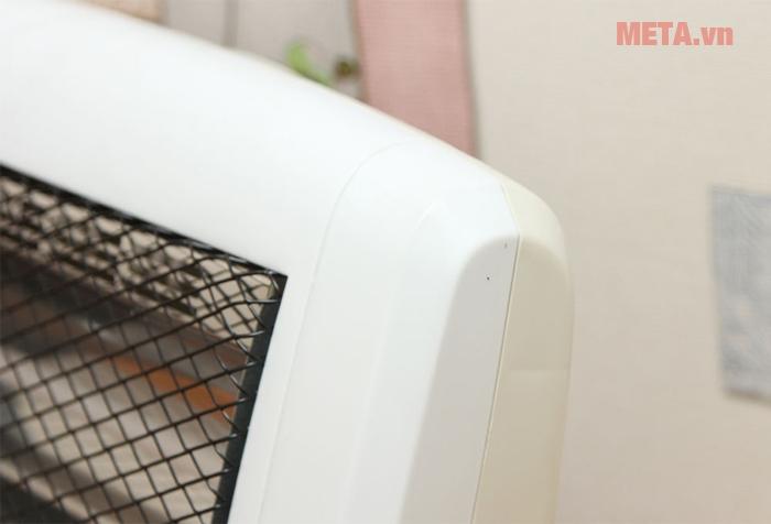 Đèn sưởi 2 bóng Halogen Sunhouse SHD7010 có vỏ bằng nhựa ABS