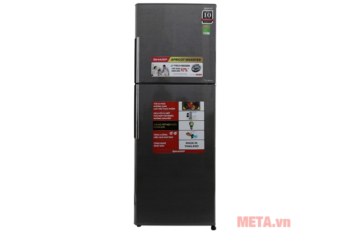Tủ lạnh Sharp Inverter SJ-X316E-DS