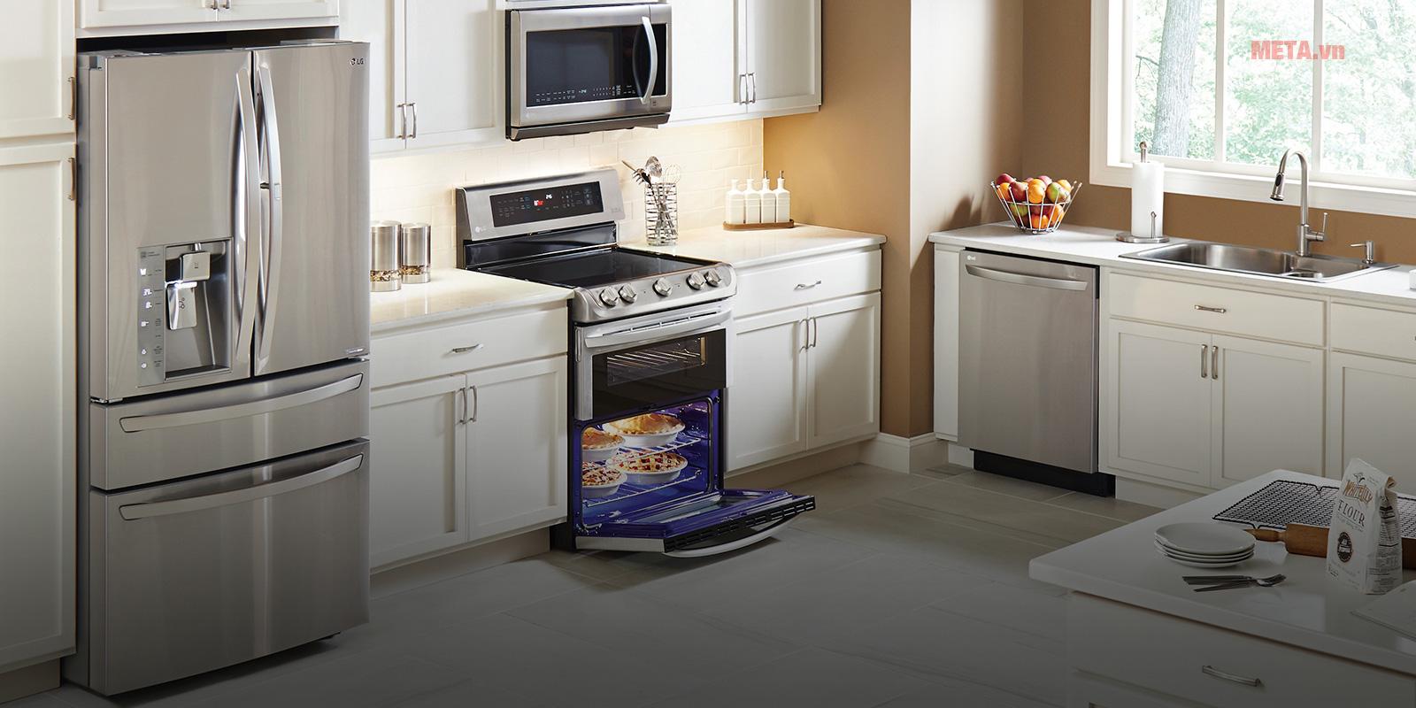 Tủ lạnh Side by side là gì? Dùng có tốt không?