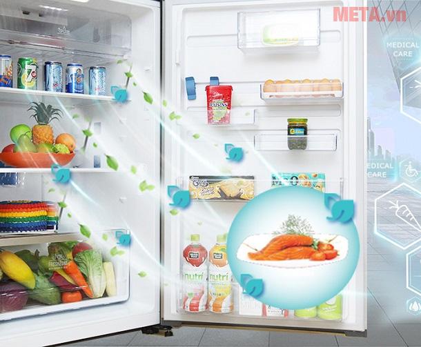 Công nghệ hiện đại bảo quản thực phẩm tươi ngon