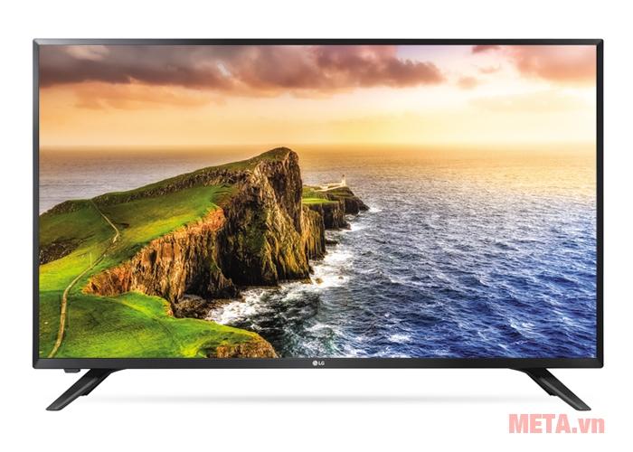 Tivi LG LED 32 inch 32LV300 cho hình ảnh nét, âm thanh sống động