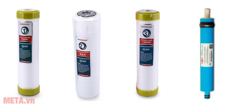 Cách vệ sinh lõi lọc nước RO tại nhà