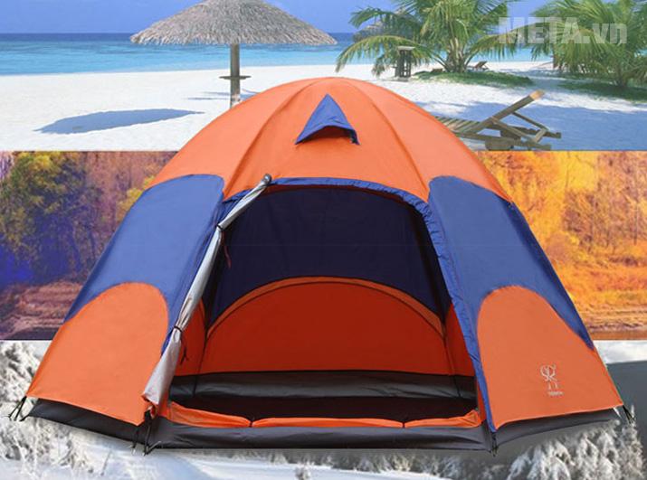 Lều du lịch 5 người