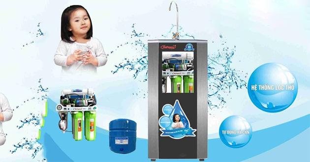 Máy lọc nước RO cho gia đình