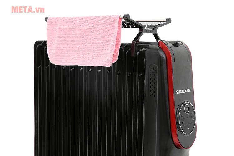 Máy sưởi dầu sấy quần áo