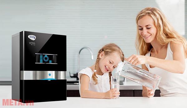 Máy lọc nước Pureit Unilever Excella với công nghệ 5 bước lọc