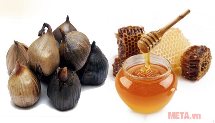 Tỏi đen ngâm mật ong - bài thuốc quý trị mọi căn bệnh