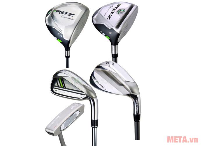 Bộ gậy golf có chất liệu cao cấp