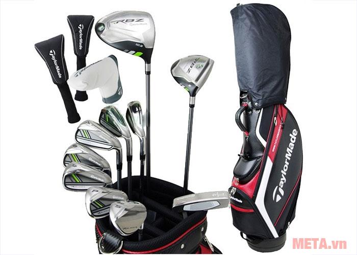 Bộ gậy golf TaylorMade Fullset RBZ Graphite