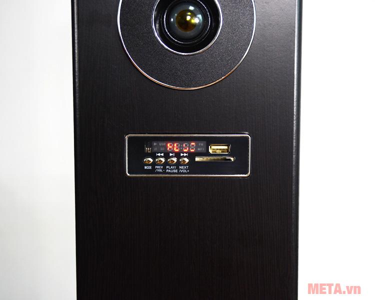 Loa karaoke có phát nhạc từ USB