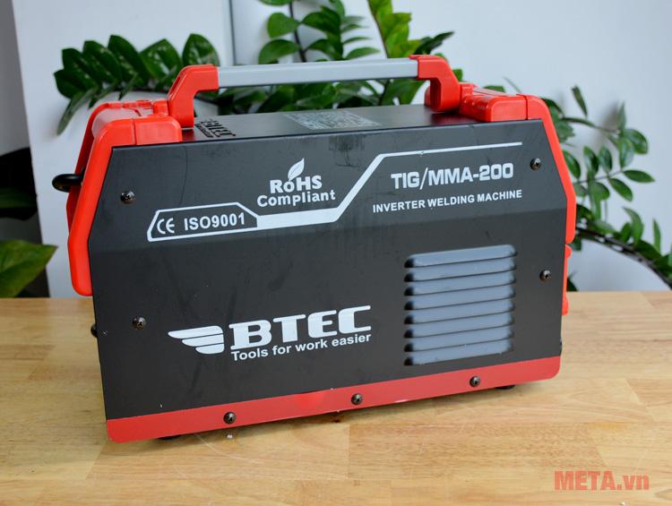 BTEC TIG/MMA 200 Pro