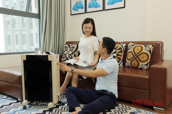 FujiE OFR6509 sử dụng trong phòng khách
