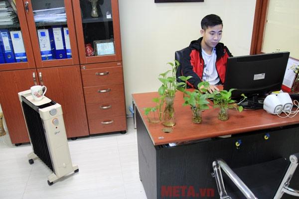 FujiE OFR6509 sử dụng trong phòng làm việc