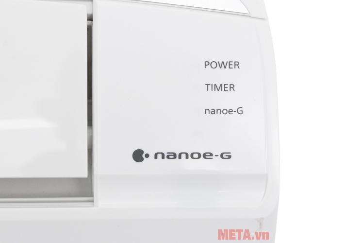 Điều hòa có công nghệ kháng khuẩn khử mùi Nanoe-G