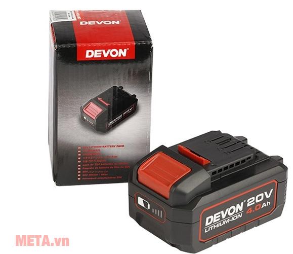 Pin 20V Devon 5150-Li-20-40
