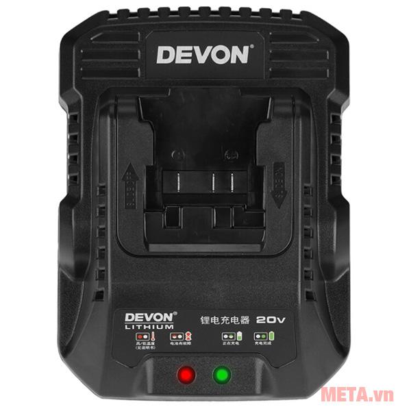 Sạc pin 20V Devon 5340-Li-20R