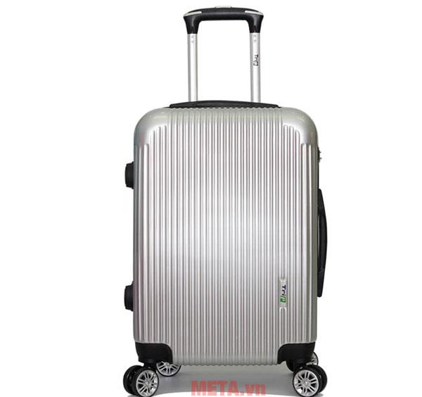 Vali Trip P807A size 70cm màu xám