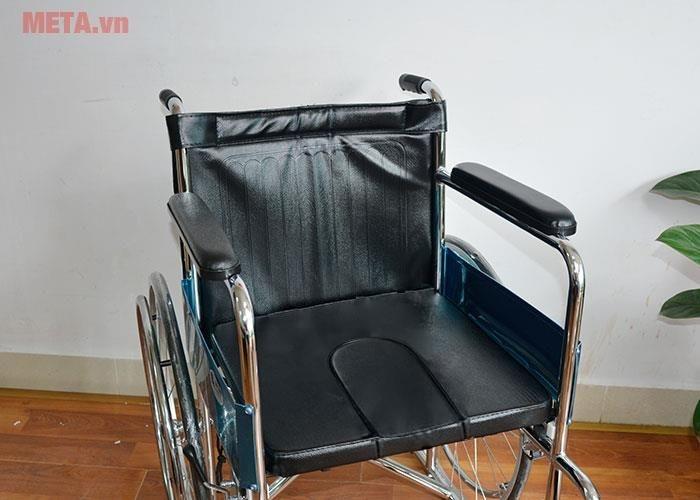 Ghế ngồi của xe lăn