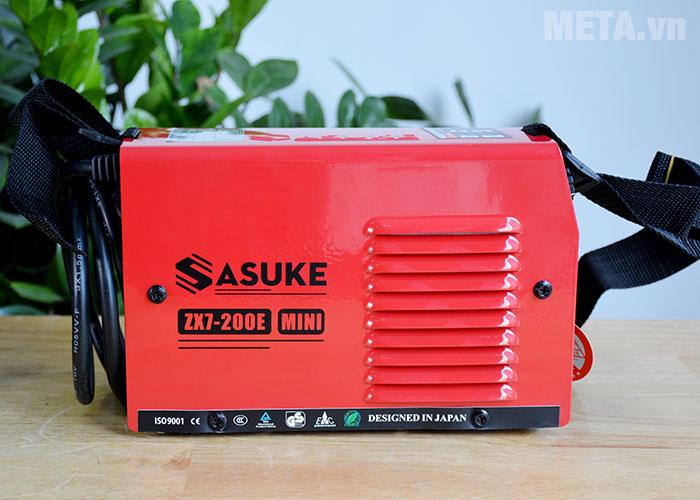 Máy hàn điện tử Sasuke ZX7-200E (mini)
