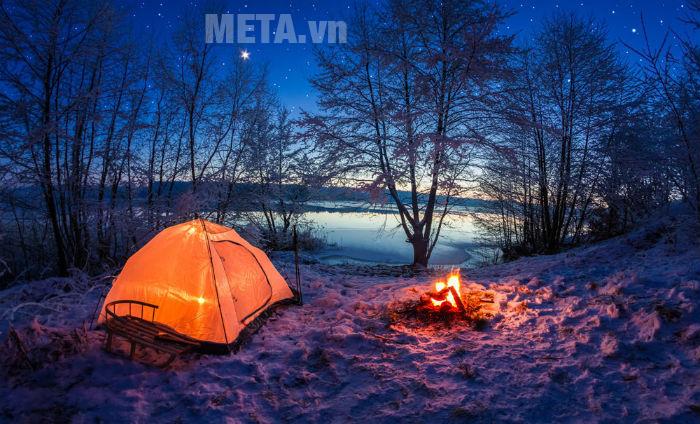 Hướng dẫn dựng 3 loại lều trại phổ biến hiện nay