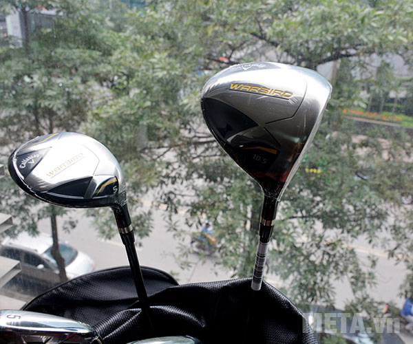 Gậy golf thiết kế cao cấp
