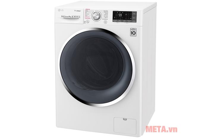 Máy giặt LG 9kg FC1409S2W có công nghệ Inverter