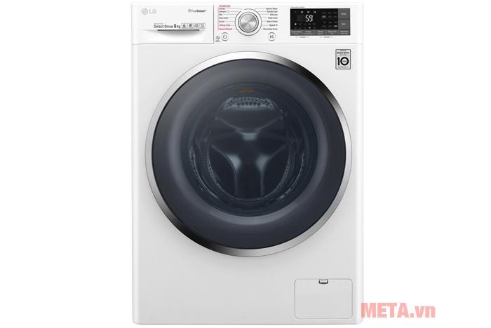 Hình ảnh máy giặt LG 9kg FC1409S2W