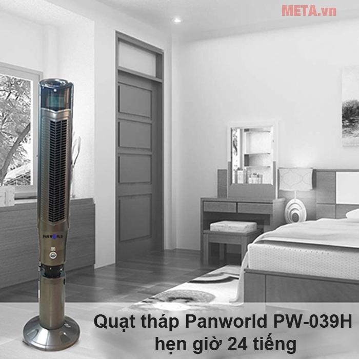 Quạt tháp Panworld PW-039H tiết kiệm điện năng
