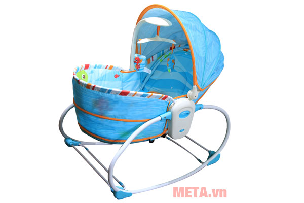 Sử dụng ghế rung điện cho bé bố mẹ cũng cần phải lưu ý về vấn đề an toàn