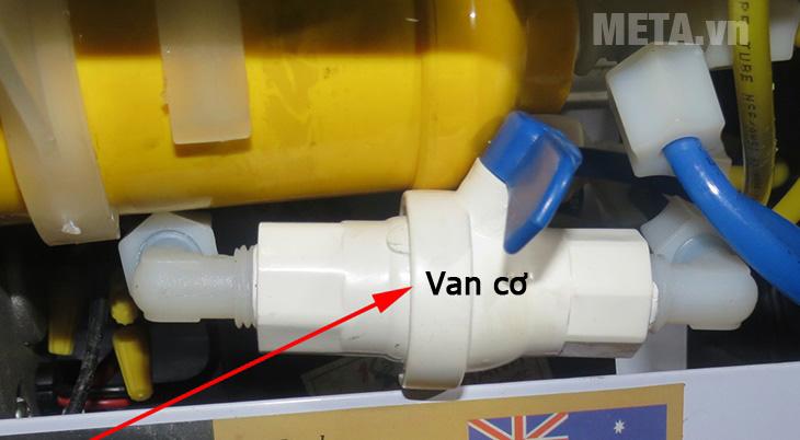 Van cơ của máy lọc nước RO