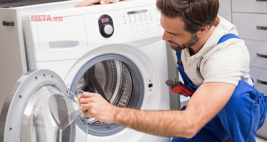 Lỗi U11 ở máy giặt Panasonic là lỗi gì?
