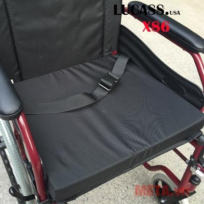 Phần ghế của xe lăn