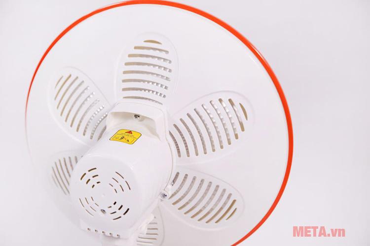 Quạt sưởi tiết kiệm điện