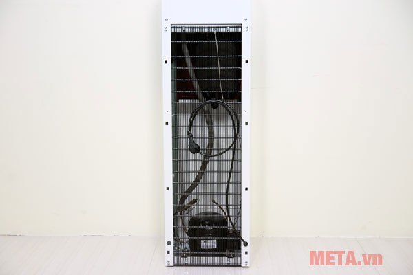 Mặt sau cây nước nóng lạnh FujiE WD-1500U-KR-Red